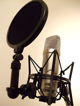 Rode nt1a review condenser microphone for home recording make beats 101 - Meubilair tv rode ...